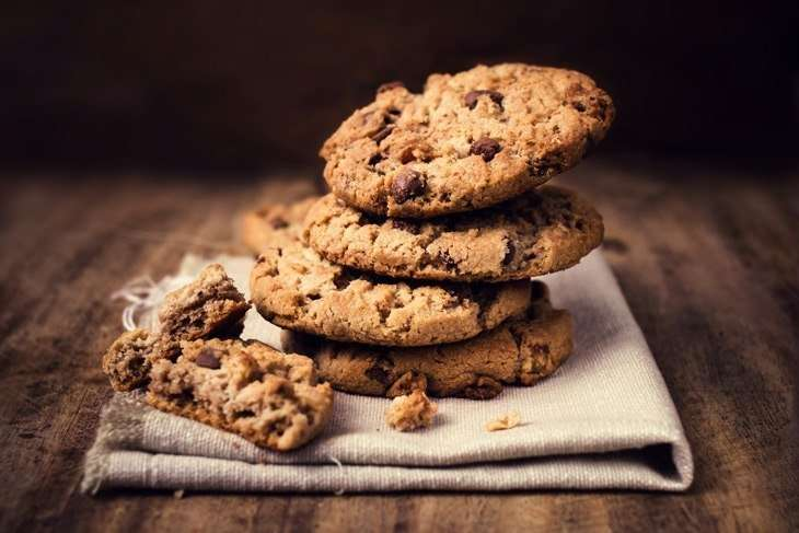 make cookies without baking soda