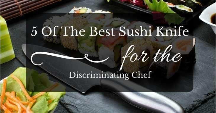 Best Sushi Knife 2017