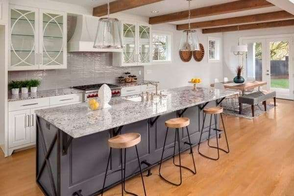 Pros and Cons of Granite Kitchen Countertops